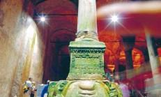 İstanbul -Yere Batan Sarayı, Bazilika Sarnıcı