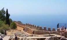 Antalya Alara Kalesi