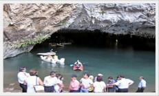 Antalya Altınbeşik Mağarası