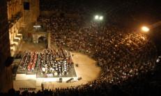 Antalya Tarihi Aspendos Tiyatrosu