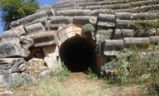Adana Anavarza (Dilekkaya köyü) Ören Yeri
