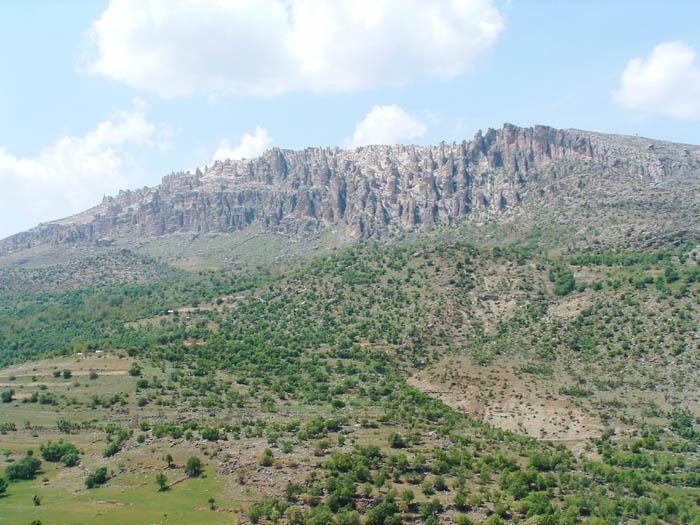 Çermik Gelincik Dağı
