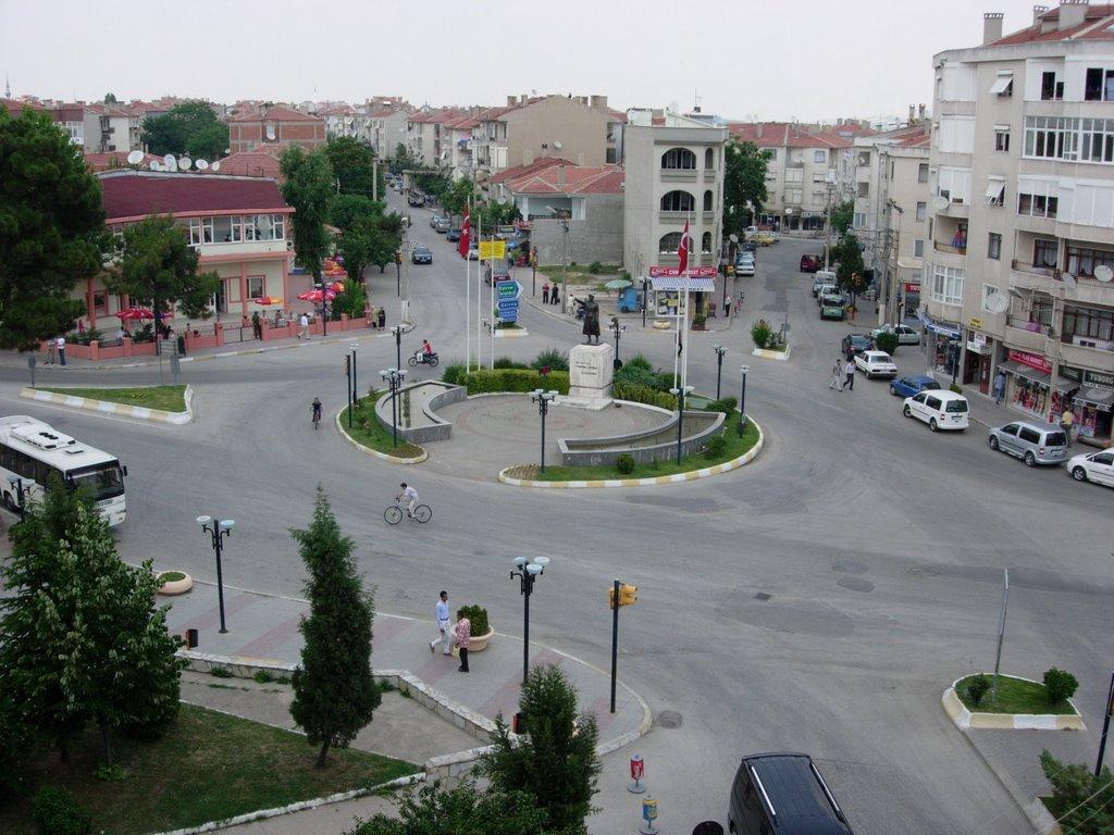 Çorlu Atatürk Meydanı