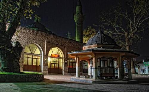 İnegöl İshak Paşa Camii