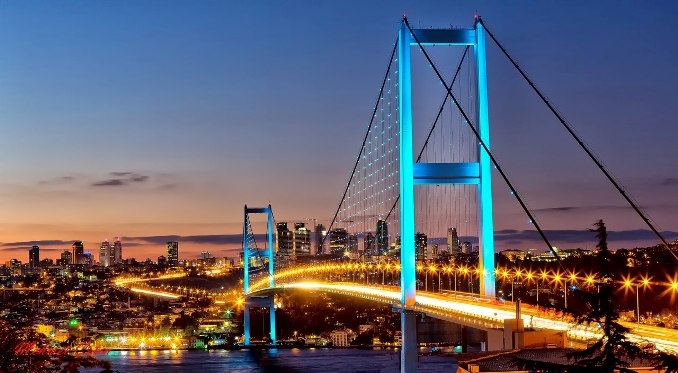 İstanbul köprüsü