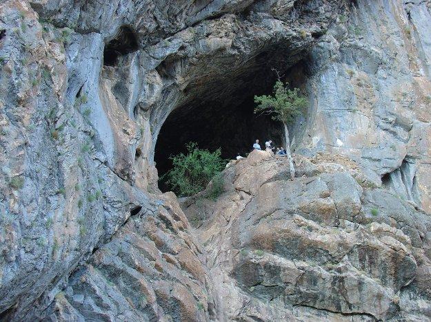 Balatini Mağarası