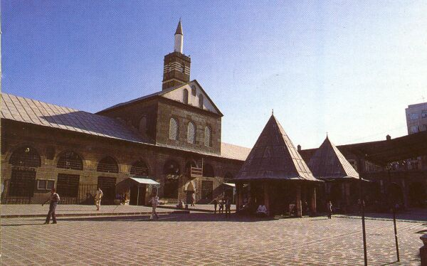 Diyarbakır'ın Tarihi Yerleri