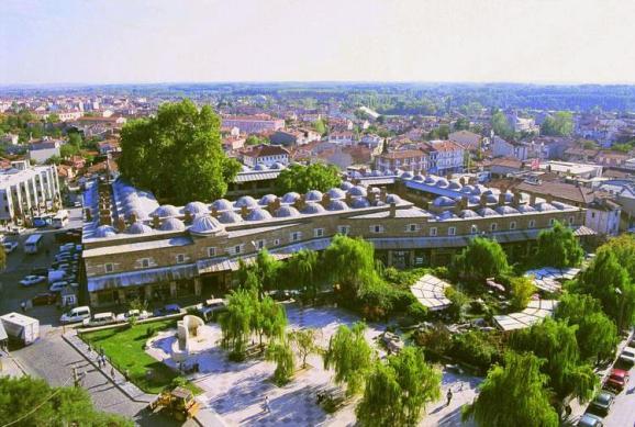 Edirne Hanları ve Kervansarayları
