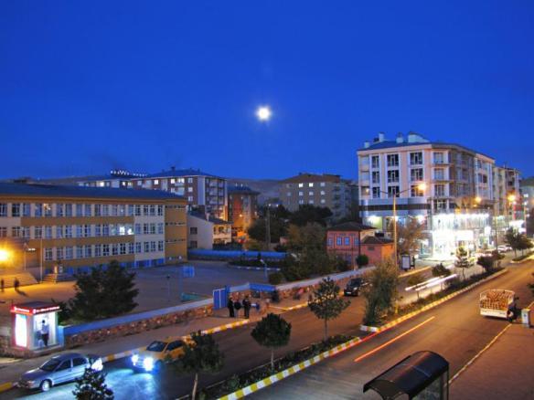 Erciş Şehri