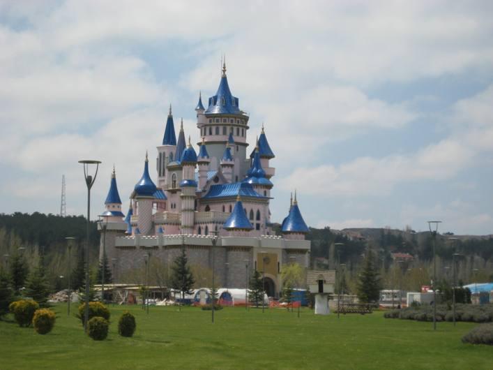 Eskisehir Sazova Parkı