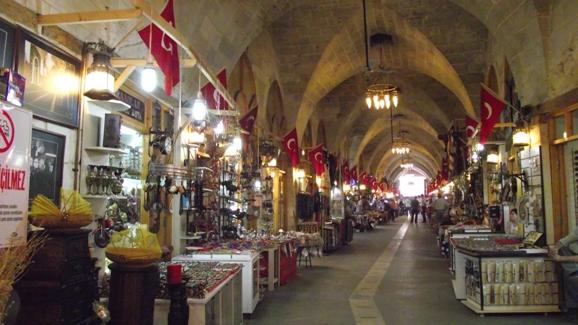Gaziantep'in çarşıları
