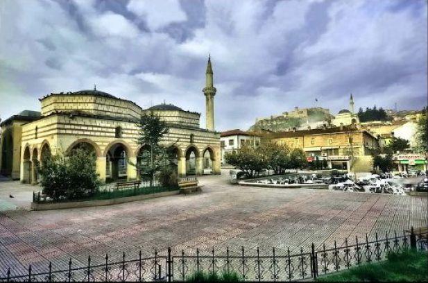 Kastamonu Nasrullah Camii ve Meydanı