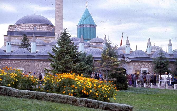 Konya, Mevlana Türbesi