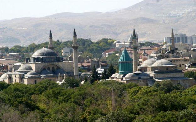 Konya'nın Tarihi