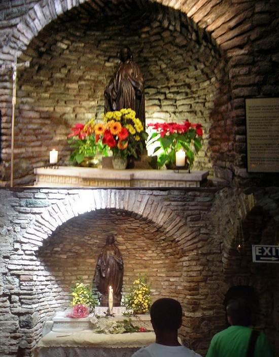 Meryem Ana Evi Izmir Meryem Ana Evi Kilisesi…