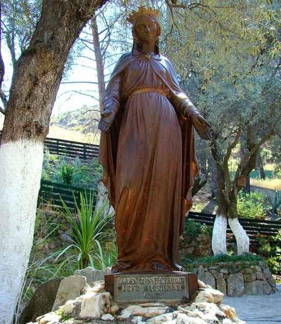Meryem Ana Evi Izmir Meryem Ana Evi