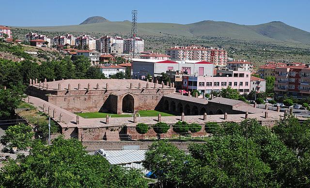 Merzifonlu Kara Mustafa Paşa Kervansarayı