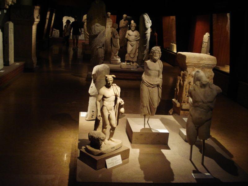 Antalya Arkeoloji Müzesi - gezi tatil resimleri