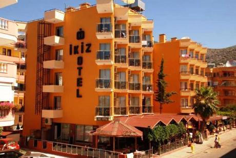 Antalya kleopatra ikiz otel