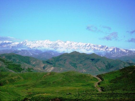 dersim munzur dağları