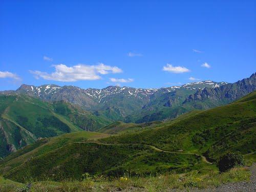 kağızman dağları