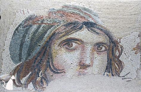 zeugma müzesi mozaik